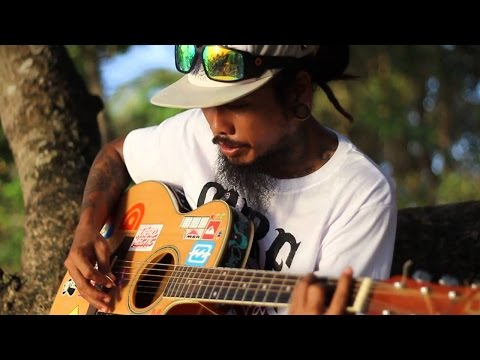 Kokoi Baldo (Reggae Singer) covers ONE DAY by Matisyahu (видео)