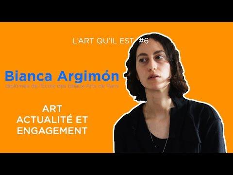 Bianca Argimón - L'art qu'il est #6 - 2016