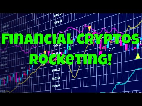 Financial Cryptos Rocketing!   Predictions Update and Revised Queue Prices video