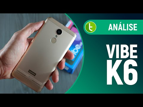 Análise Lenovo Vibe K6  Review do TudoCelular