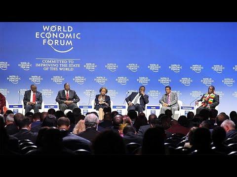Κέιπ Τάουν: Το Παγκόσμιο Οικονομικό Φόρουμ