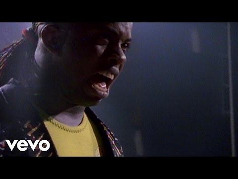 Living Colour - Cult Of Personality online metal music video by LIVING COLOUR