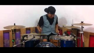 Video Dewa19 - Cinta Gila Drum cover Helmy Newtron MP3, 3GP, MP4, WEBM, AVI, FLV April 2018