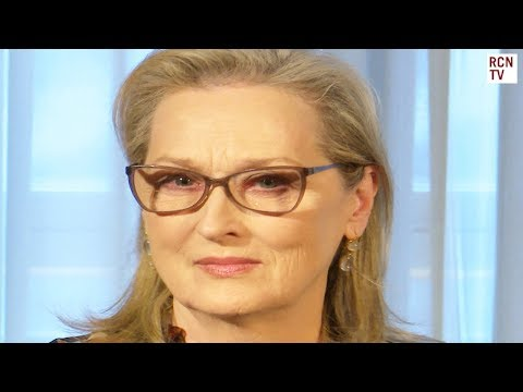 Meryl Streep Interview The Post Premiere