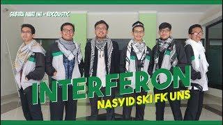 Sebiru Hari Ini - Edcoustic (Cover) by Interferon Nasyid SKI FK UNS