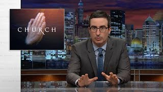 Video Televangelists: Last Week Tonight with John Oliver (HBO) MP3, 3GP, MP4, WEBM, AVI, FLV September 2019