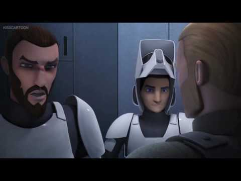 Agent Kallus Reveals Himself As Fulcrum | Star Wars Rebels
