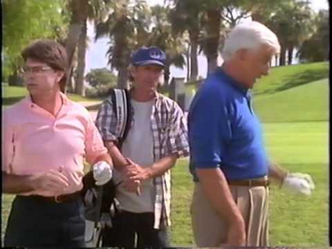 Leslie Nielsen's Bad Golf Made Easier Good Quality (part 1 of 2)