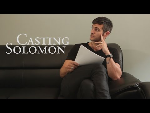 The Song Featurette 'Casting Solomon'