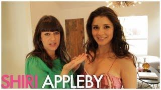 Shiri Appleby Makeup / Beauty Tips During Pregnancy