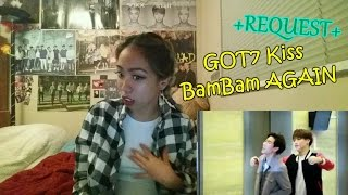 +REQUEST+ GOT7 Kiss Bambam (KBS Sukira 벌칙) pt.2