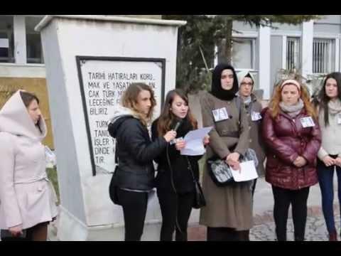 Emet'ten Kadın Şiddetine Yükselen Ses