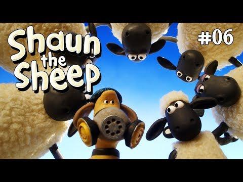 Petani yang bau - Shaun the Sheep [Smelly Farmer] (видео)