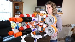 Video [Nerf Battle] Smashers 2 (Look What Mom Found) MP3, 3GP, MP4, WEBM, AVI, FLV April 2019