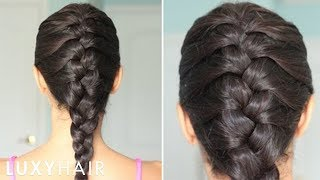 Tresses France  city pictures gallery : How To: Basic French Braid