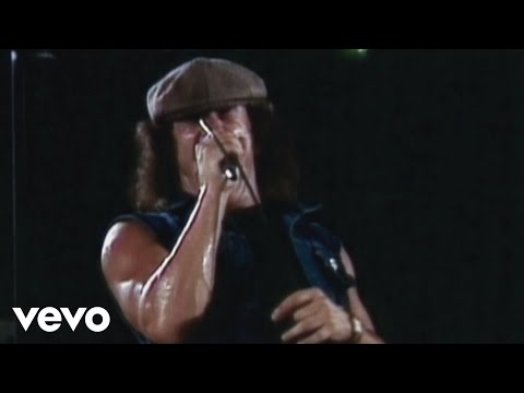 AC/DC - Nervous Shakedown (Official Video)