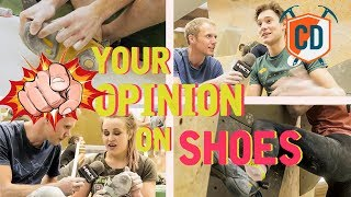 UNFILTERED Climbing Shoe Reviews: By YOU | Climbing Daily Ep.1625 by EpicTV Climbing Daily