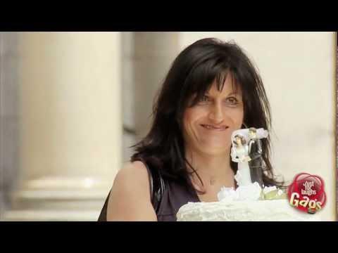 [Just4Laughs Gags] Tập 179: Melting Wedding Cake Prank