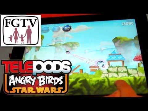 Angry Birds Star Wars IOS