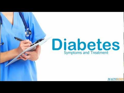 Diabetes ¦ Treatment and Symptoms