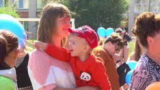 День захисту дітей на 188-му окрузі Сергія Лабазюка
