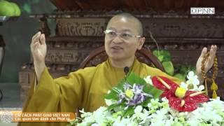 Cải cách Phật giáo Việt Nam- Các quan tâm dành cho Phật tử - TT. Thích Nhật Từ
