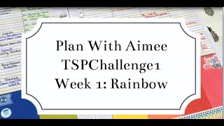 Plan With Me: The Swag Planner Challenge