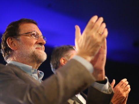 """Mariano Rajoy: """"Cada voto al PP es un voto útil para Cataluña y España"""""""