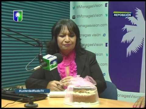 Entrevista a La Yaya Arismendi La Verdad en Radio TV