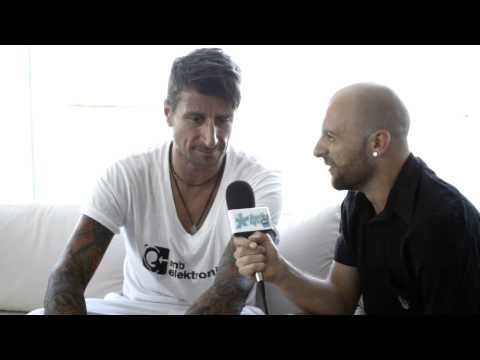 Lucky Life TV interview Marco Bailey on his Woolhouse Studios Ibiza Photoshoot