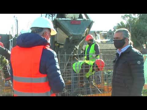 La Provincia trabaja para mejorar el abastecimiento de agua en Bariloche
