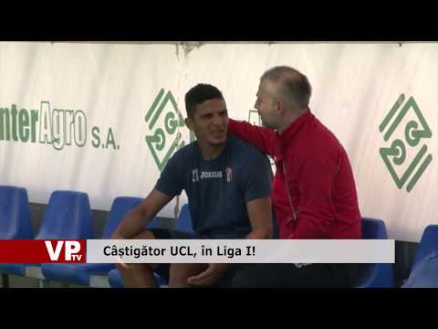 Câștigător UCL, în Liga I!