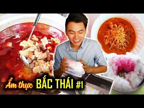 Du Lịch Thái Lan #1: NHỮNG MÓN ĂN LẠ MÀ NGON |Chiang Mai Travel Guide - Thời lượng: 20:23.