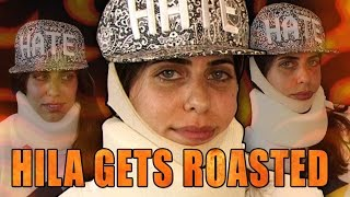Video Hila Gets ROASTED MP3, 3GP, MP4, WEBM, AVI, FLV Maret 2019