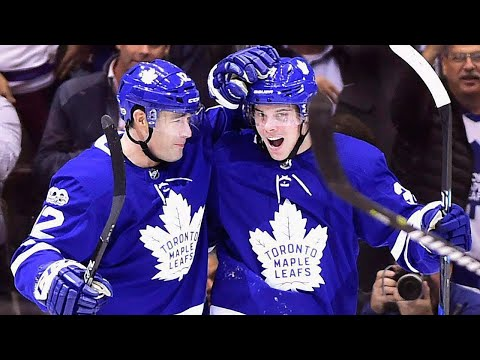 Video: Patrick Marleau on learning curve with Maple Leafs, jokes about adopting Marner & Matthews