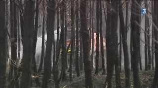 Saint-Jean-d'Illac France  city photos : L'incendie de Saint-Jean d'Illac au 4ème jour