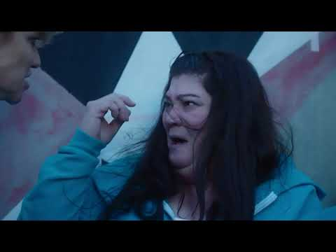 Boomer is beaten by her mother and Liz defends her - Wentworth Episode 08 Season 07