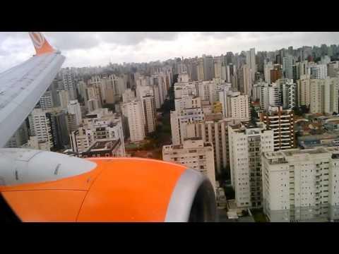 Descendo em Congonhas - São Paulo