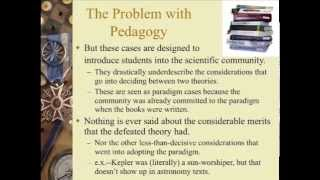 "Kuhn--""Objectivity, Value Judgment, and Theory Choice"" (Lecture 8, Part 3 of 3)"