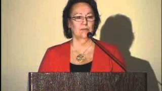 World Biodiversity Day Sheila Watt-Cloutier, Nobel Prize Nominee, shares the wisdom of the Inuit people of the North. Program is ...