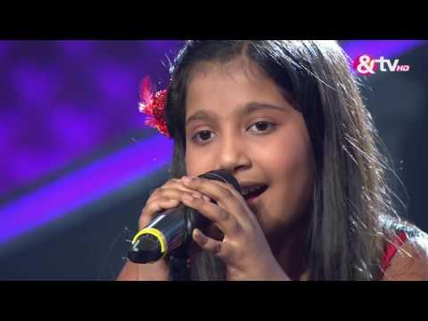 Shreya Basu - Blind Audition - Episode 2 - July 24, 2016 - The Voice India Kids