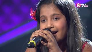 Video Shreya Basu - Blind Audition - Episode 2 - July 24, 2016 - The Voice India Kids MP3, 3GP, MP4, WEBM, AVI, FLV Juni 2018