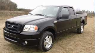 Used Car for sale Baltimore Maryland 2007 Ford F150 STX V8 Extended cab