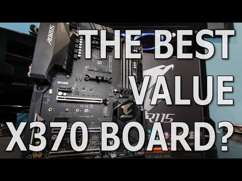 AORUS AX370-Gaming K5 - First Look and Unboxing