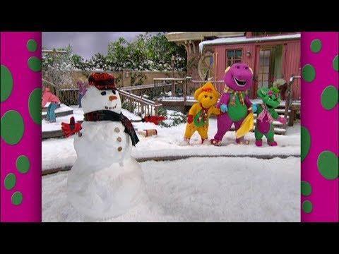 Winter (Alternative)   Barney & Friends