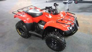 4. 2016 Honda Fourtrax Recon ES 250 UA400