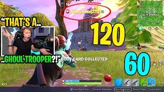 I played Fortnite at 3AM on a school night and instantly REGRETTED it... (super sweaty)