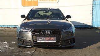 Audi A6 Avant  3,0 TDI Quattro  Competition  240 kW, r.v. 2015