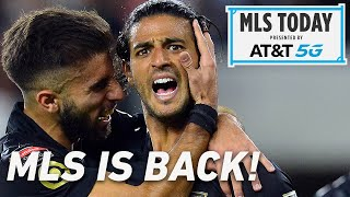 Can LAFC Win MLS Is Back Tournament Without Carlos Vela? by Major League Soccer