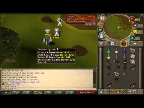 torva pking - Hardly ever been pking with my torva, so I had to try it out, really sorry about my damn mic though, I belive I'm going to buy a new one. Is there any type o...